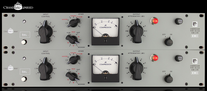 Chandler Limited RS124 Mastering
