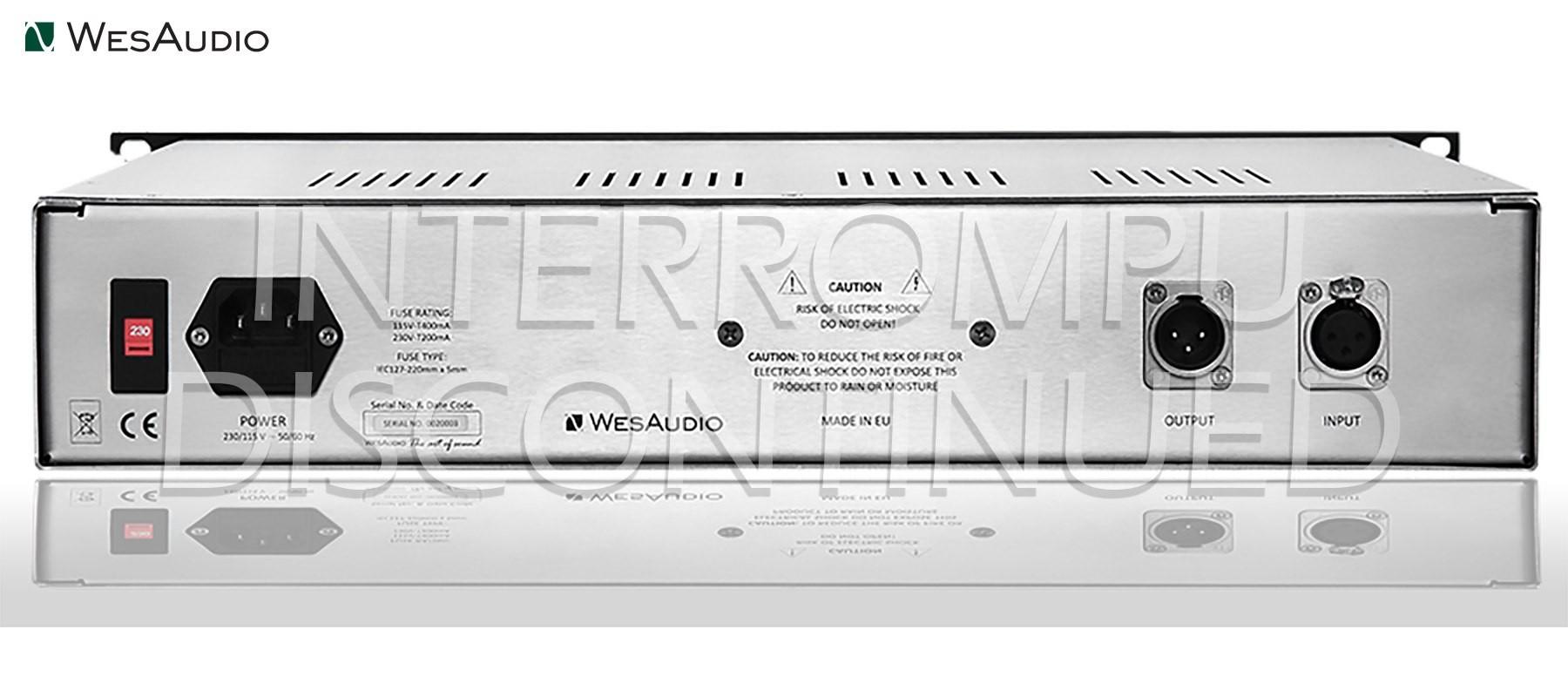 WesAudio LC-EQP