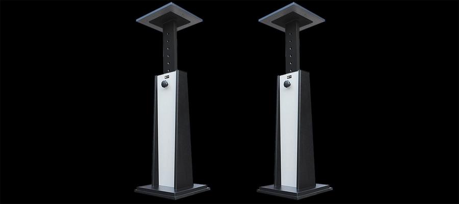 Keoda Top Stand - Black Aluminum