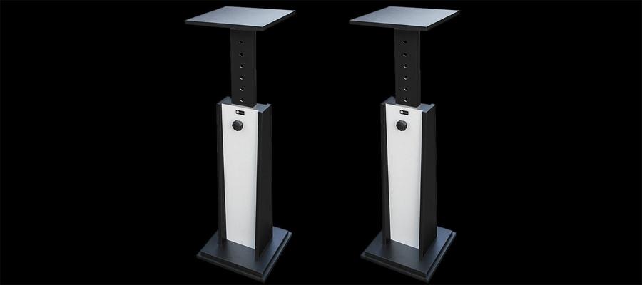 Keoda Top Stand - Noir aluminium