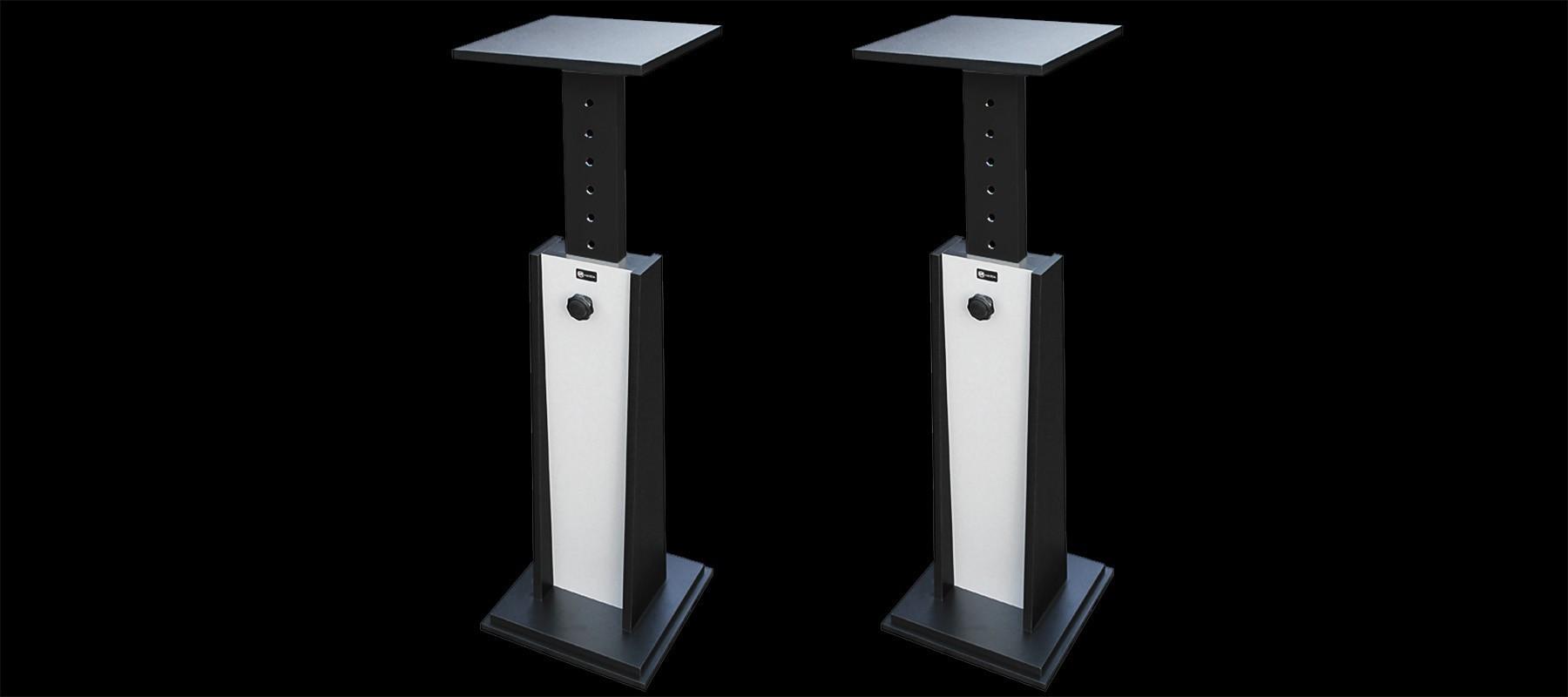 Keoda Top Stand - Black & Aluminum