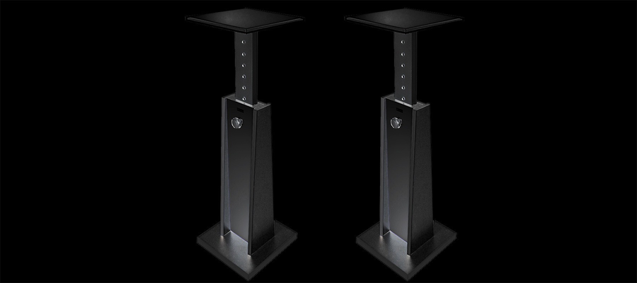 Keoda Top Stand - Plain Black