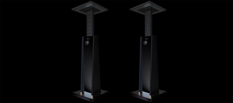 Keoda Top Stand - Plain Black 2