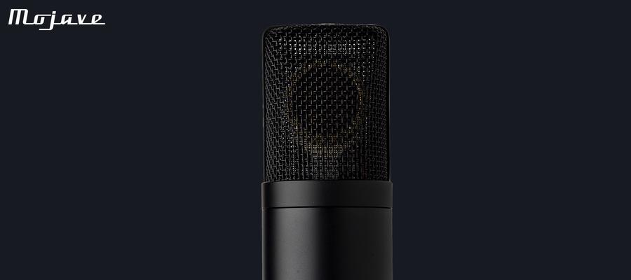 Mojave Audio MA-50BLK