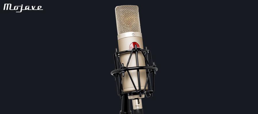 Mojave Audio MA-200SN - On shockmount