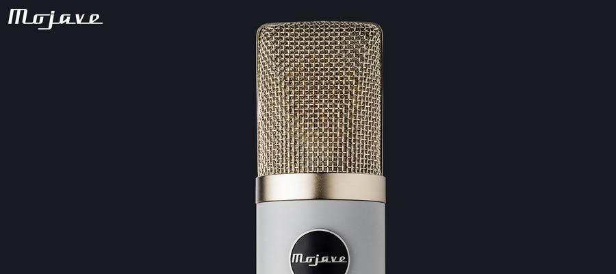 Mojave Audio MA-201fetVG - Diaphragm front