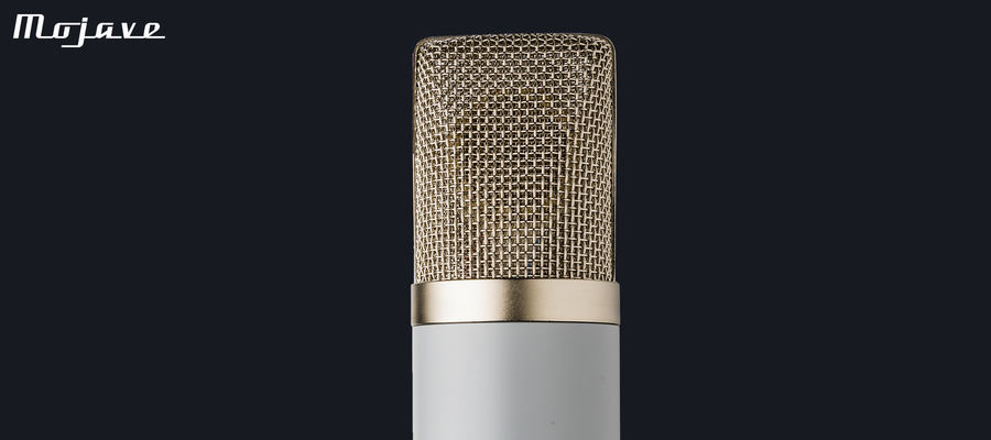 Mojave Audio MA-201fetVG - Diaphragm back