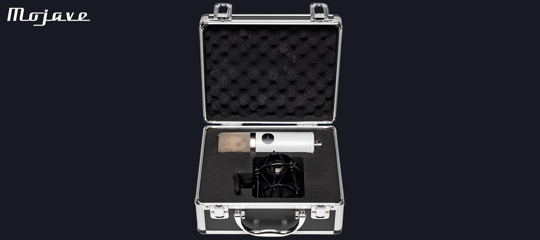 Mojave Audio MA-201fetVG - Transport case