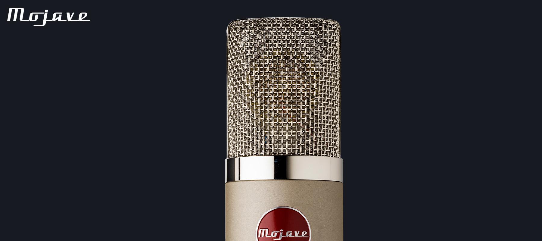 Mojave Audio MA-300SN - Diaphragm front