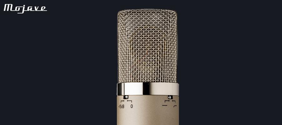Mojave Audio MA-300SN - Diaphragm back