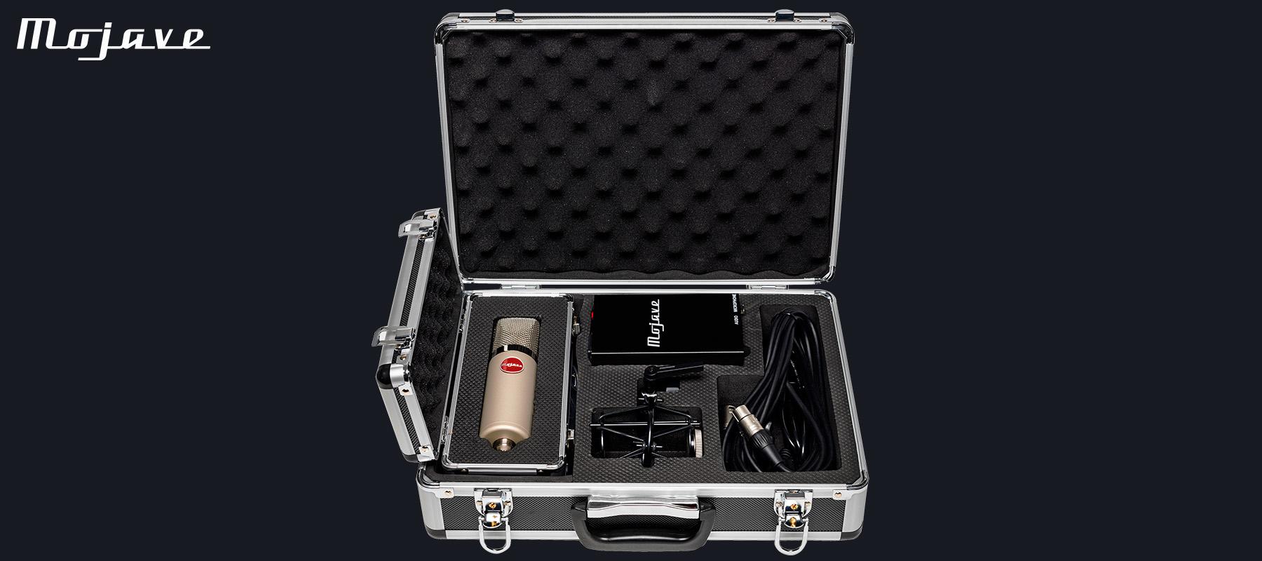 Mojave Audio MA-300SN - Transport case