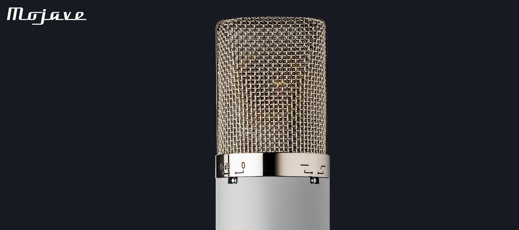 Mojave Audio MA-301fetVG - Diaphragm back