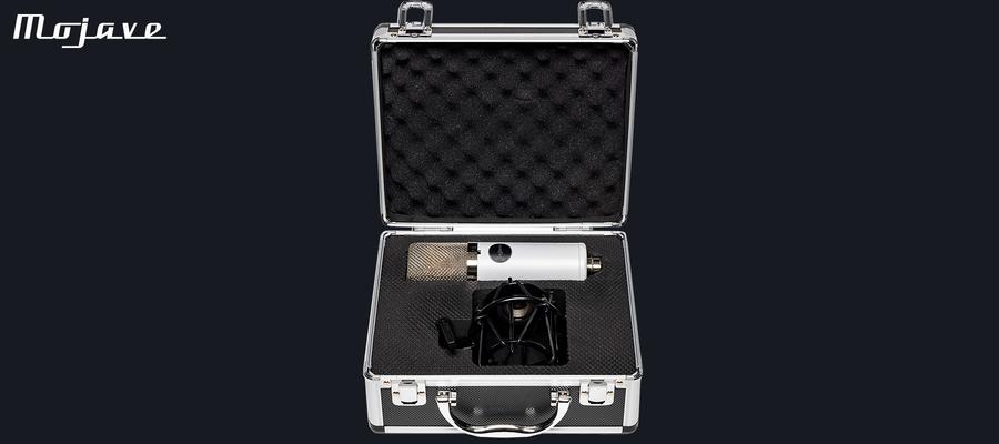 Mojave Audio MA-301fetVG - Transport case