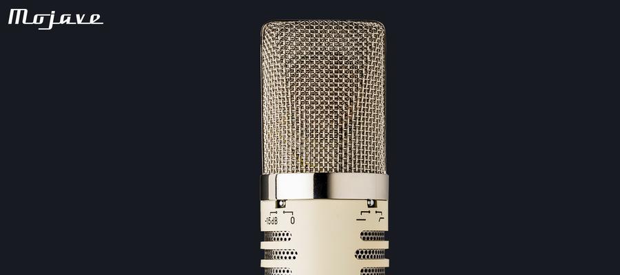 Mojave Audio MA-1000 - Diaphragm Back