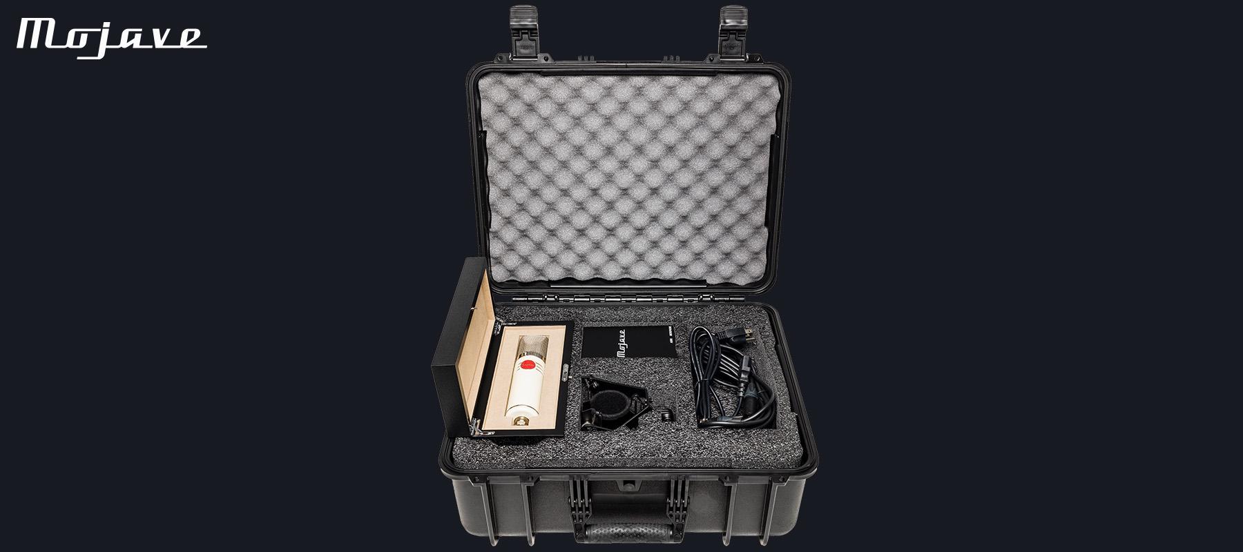 Mojave Audio MA-1000 - Transport case