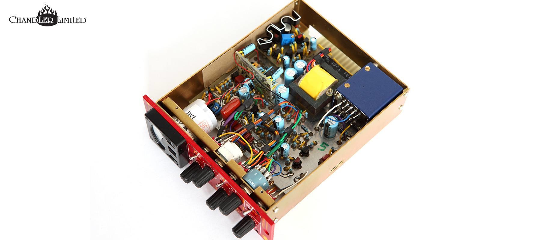 Chandler Limited Little Devil Compressor - Components