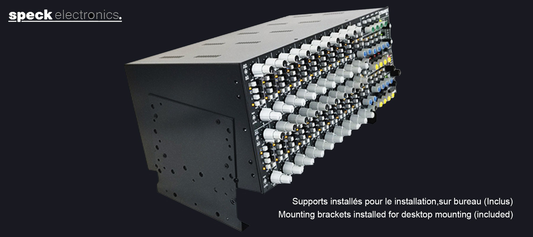 Speck Electronics Xtramix X6 - Side