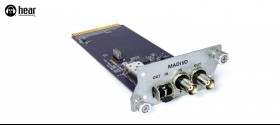 MADI Card for Hear Back Pro Hub