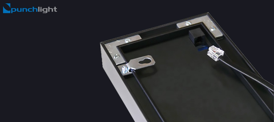 Recording Display - Système de fixation