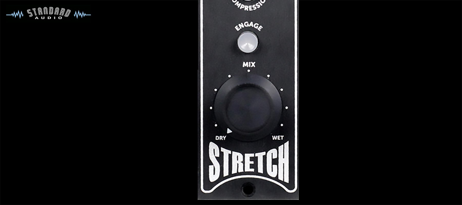 Standard Audio Stretch - Bottom