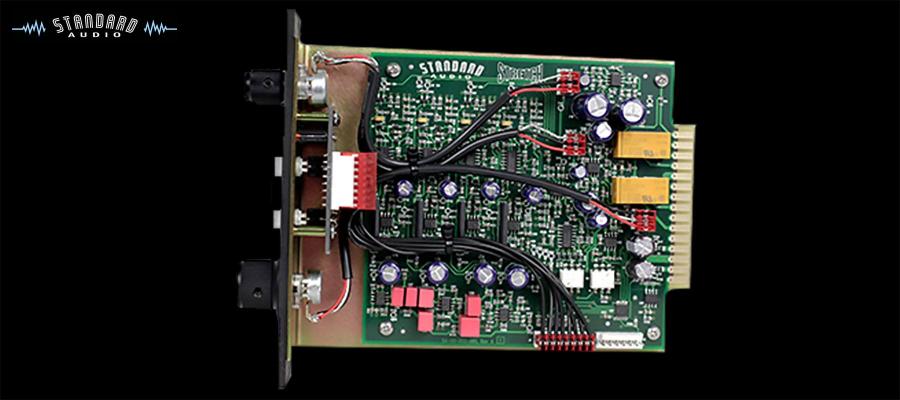 Standard Audio Stretch - Components