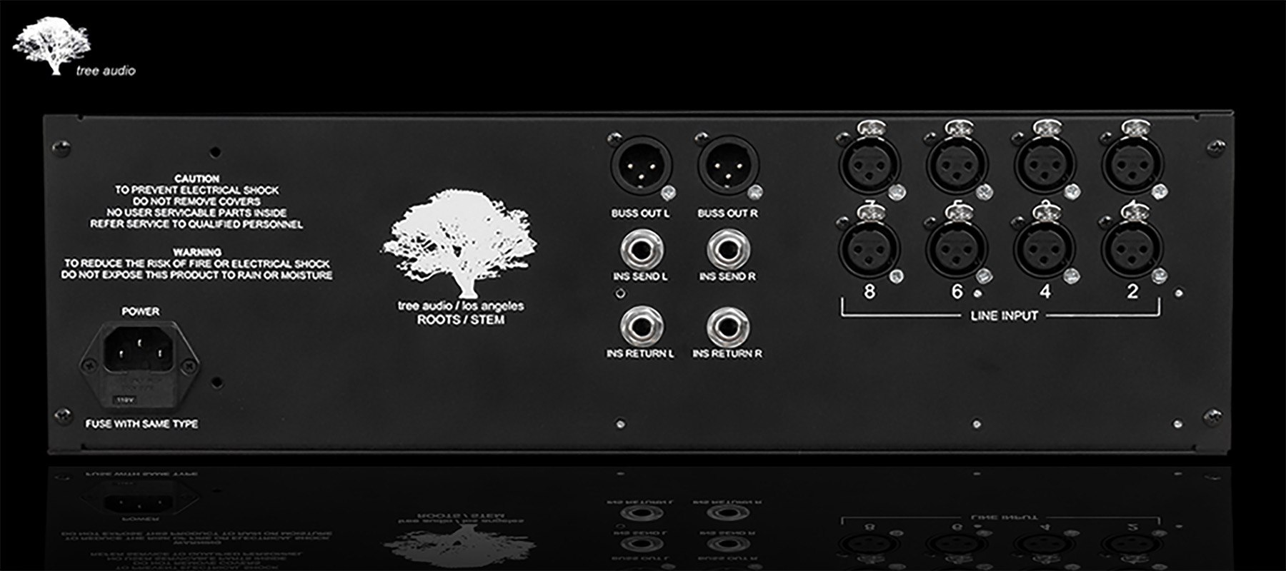 Tree Audio The Stem - Arrière