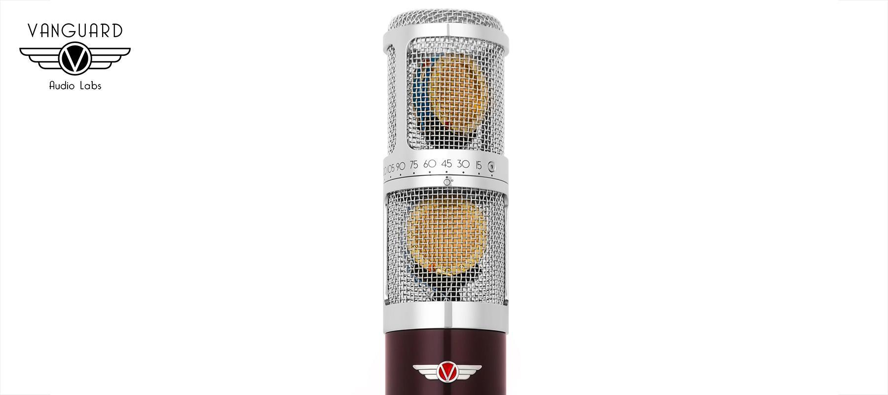 Vanguard V44S capsules details