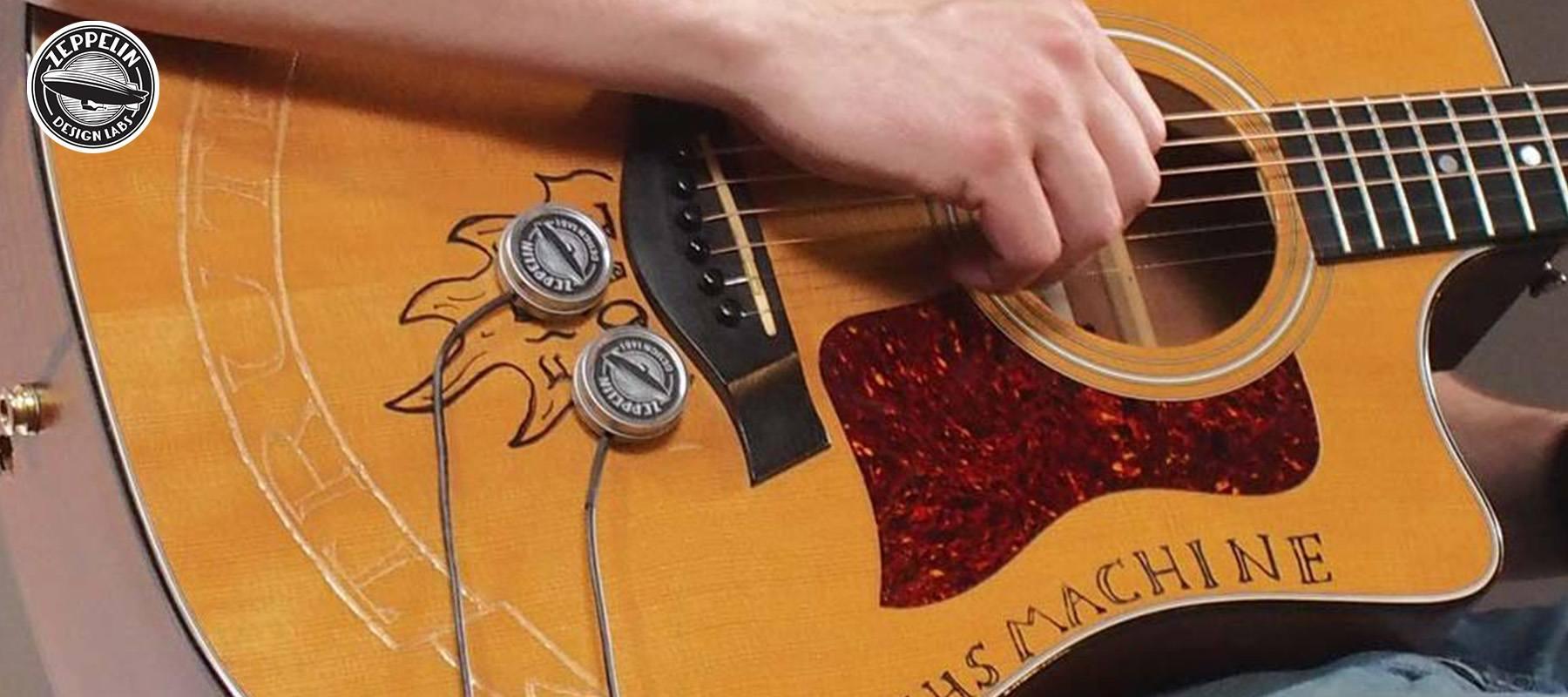 Cortado MkIII - Guitar contact microphone