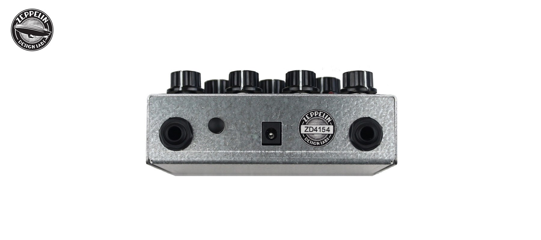 Quaverato Harmonic Tremolo Pedal DIY Kit