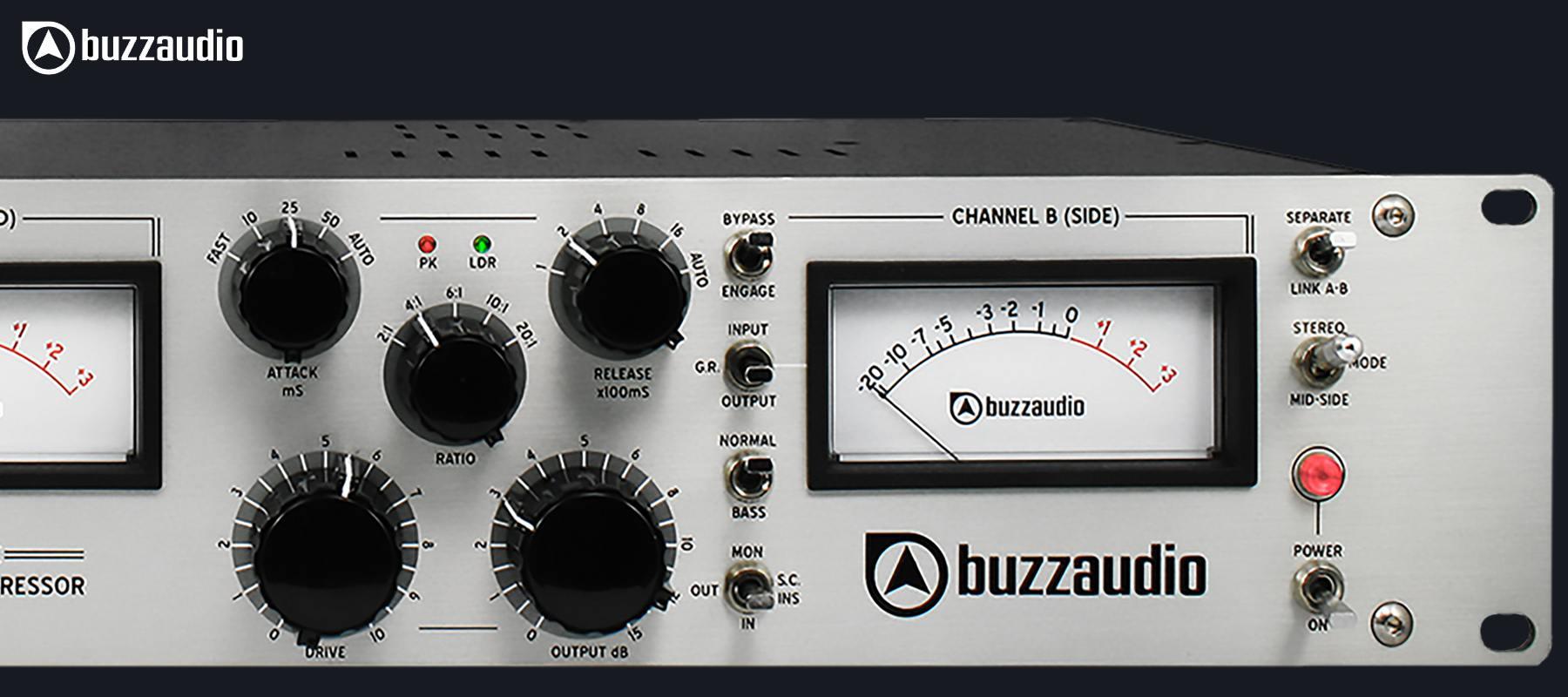 Buzz Audio SOC 20 Silver - Droite