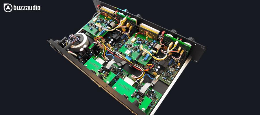 Buzz Audio SOC 20 - Composants