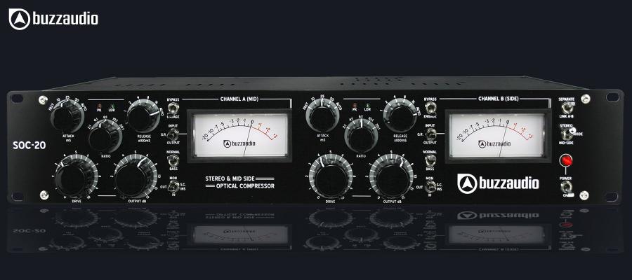 Buzz Audio SOC 20 Black