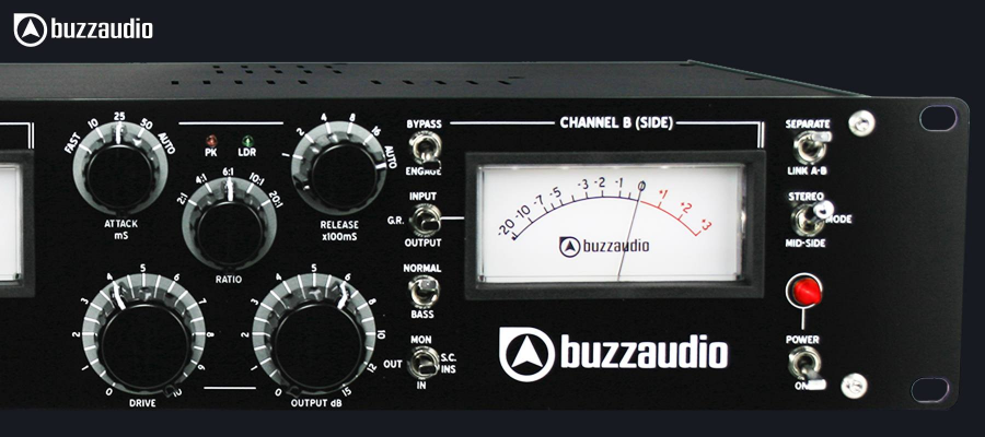 Buzz Audio SOC 20 Black - Droite