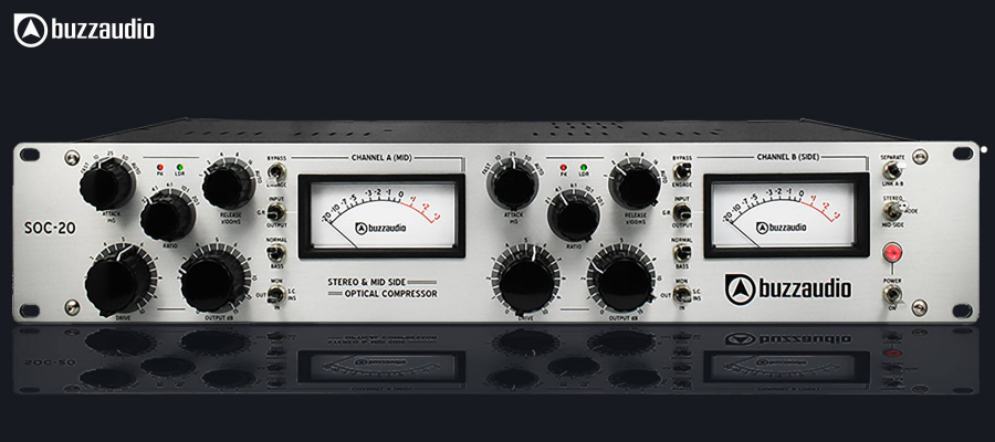 Buzz Audio SOC 20 - Silver