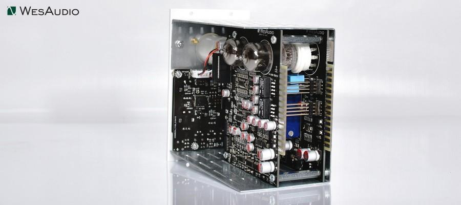 WesAudio RHEA - Vacuum tubes