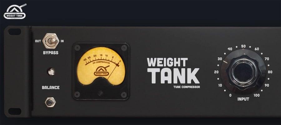 Weight Tank WT-COMP - Meter & Gain