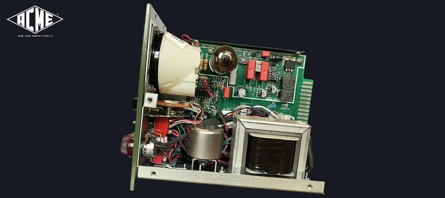 XLA-500 - Composants