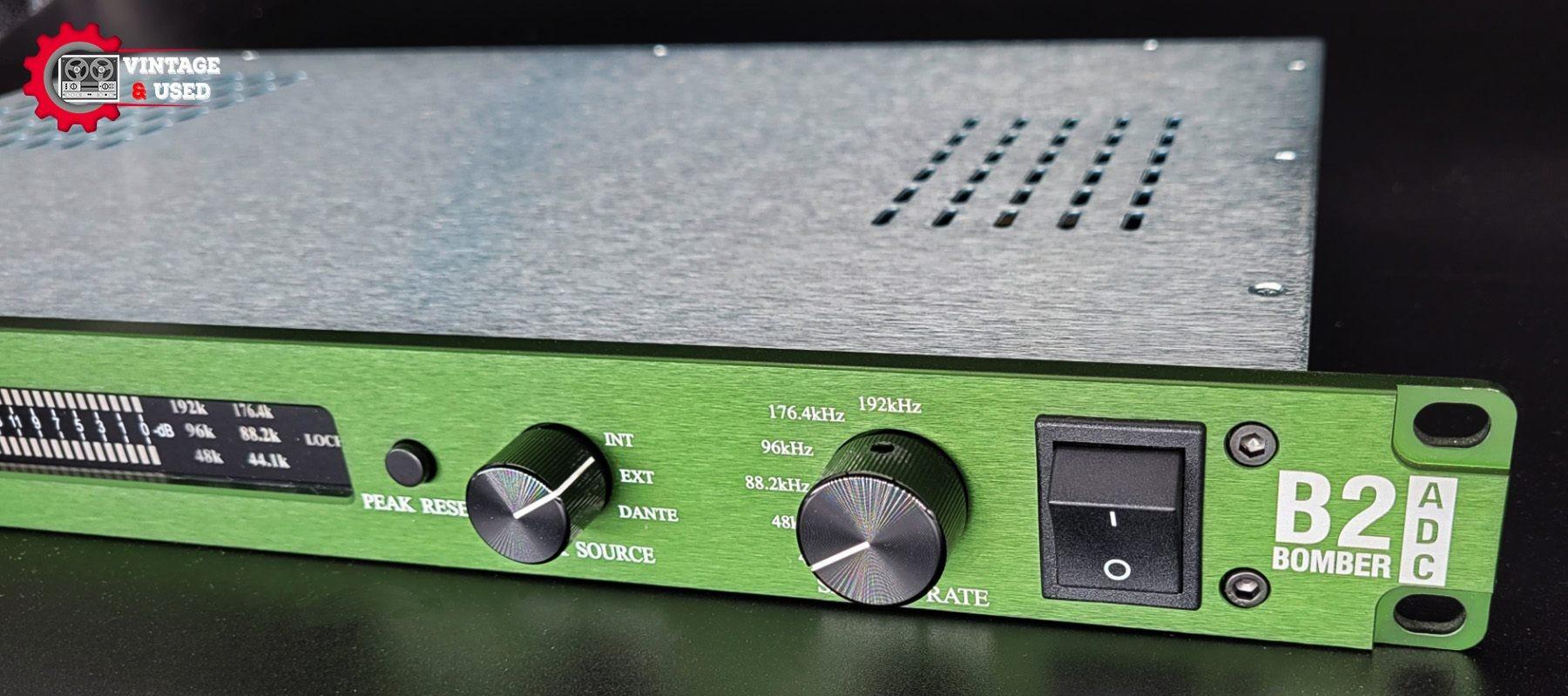 Used Burl Audio B2 Bomber ADC - RHS