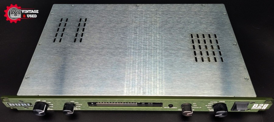 Burl Audio B2 Bomber DAC - Top