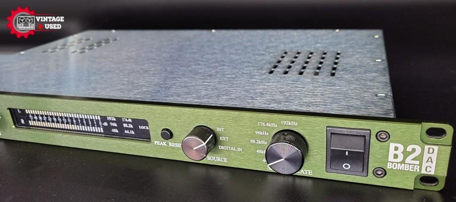 Burl Audio B2 Bomber DAC - RHS