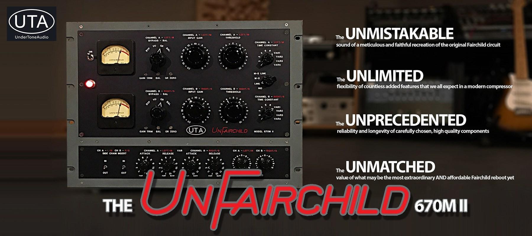 Unfairchild 670 II