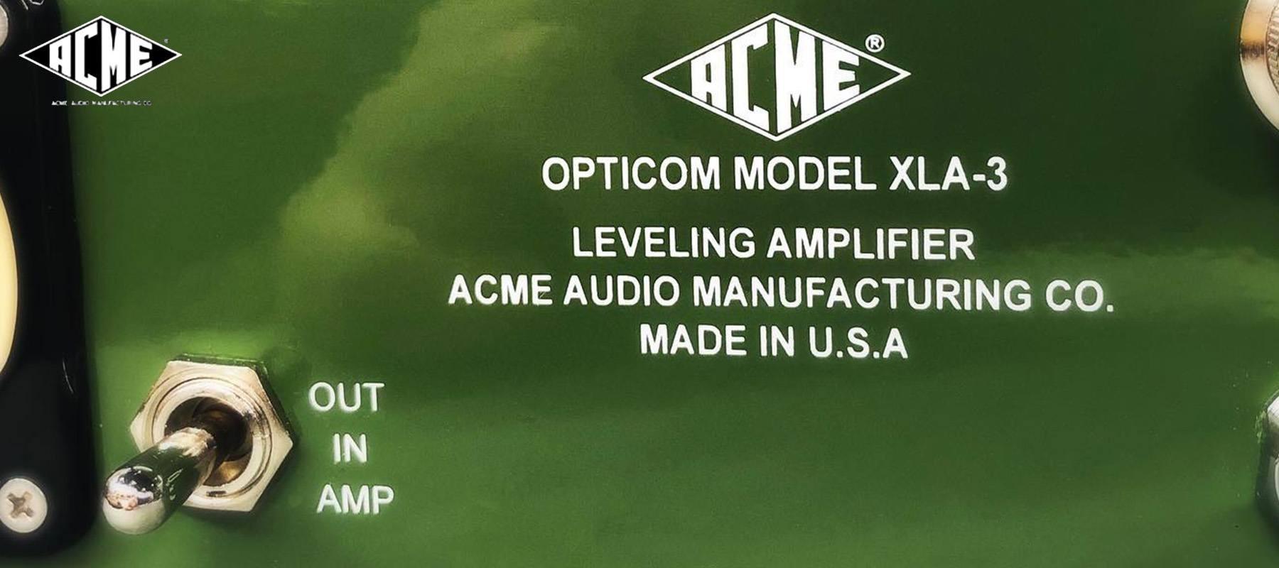 Acme Opticom XLA-3 MKII