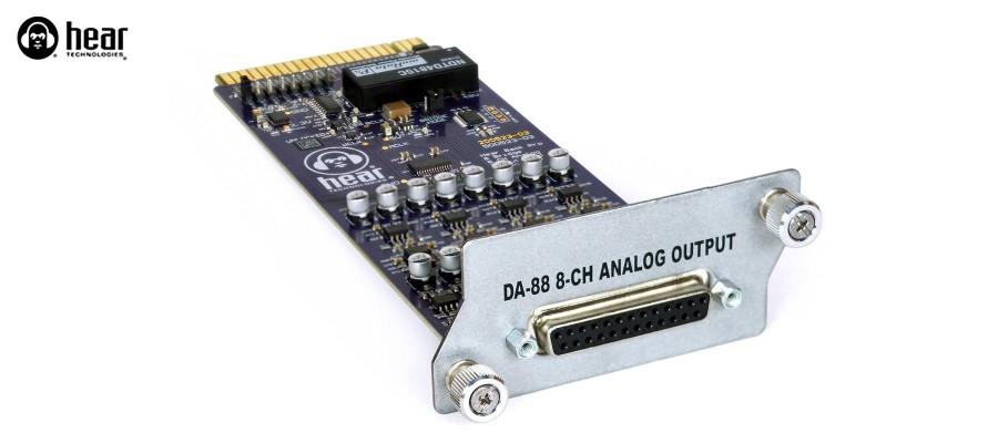 Analog Output Card Hear Back Pro