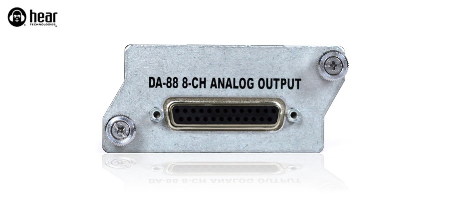 Analog Output Card Hear Back Pro - DA88