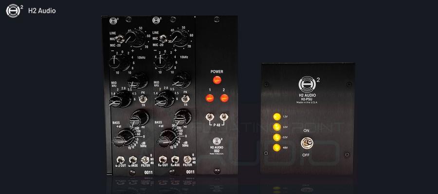 H2 Audio 002 Rack - Complete
