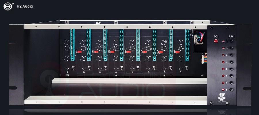 H2 Audio 008 Rack - Empty