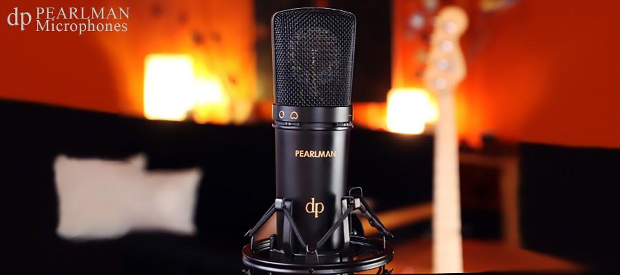 Pearlman Microphones TM-LE