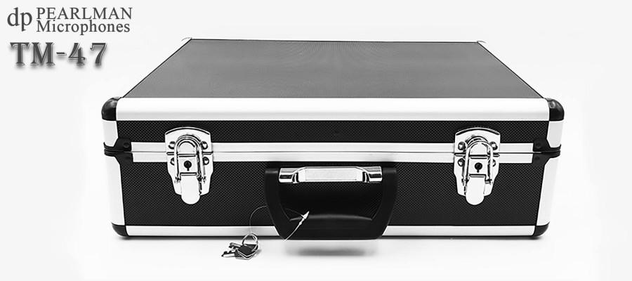 Pearlman TM-47 - Transport case