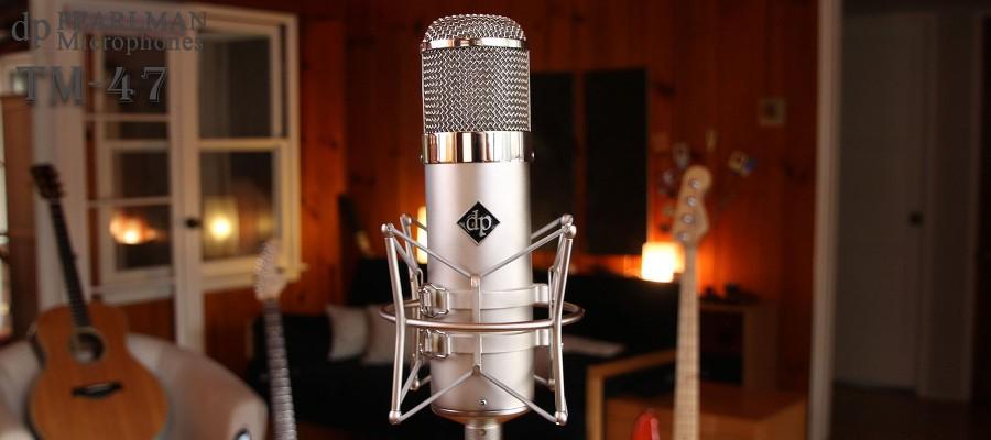 Pearlman Microphones TM-47