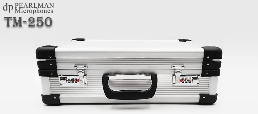 Pearlman TM-250 - Case